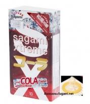 Bao cao su Sagami Xtreme Cola có hương thơm