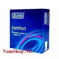 Bao cao su cỡ lớn Durex Comfort 56 mm