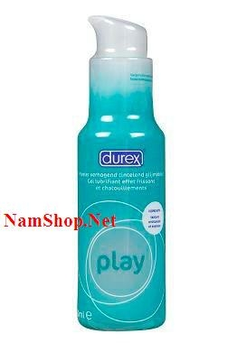 Gel bôi trơn mát lạnh Durex Play Tingle 100ml
