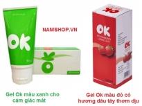 Gel bôi trơn giá rẻ gốc nước OK (Ok Cream) 50ml