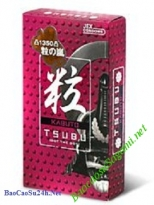 Bao cao su siêu gai nổi Jex Kabuto Tsubu, made in Japan