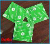 Bán lẻ 3 chiếc bao cao su Sagami Xtreme Green