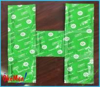 7 chiếc bao cao su Sagami Xtreme Green cho 1 tuần vui vẻ