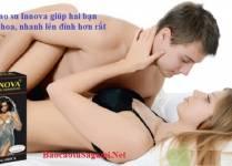 Bao cao su gai INNOVA kéo dài thời gian quan hệ tốt nhất, mạ