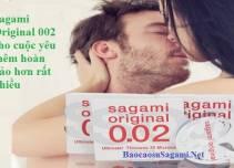 Video về Bao cao su mỏng nhất thế giới Sagami Original 002