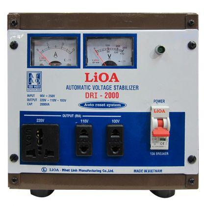 Ổn áp Lioa DRI 2000