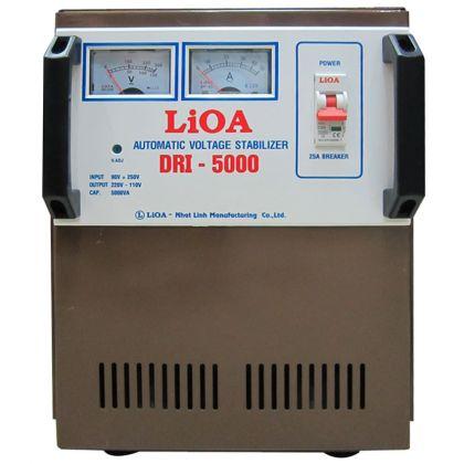 Ổn áp Lioa DRI 5000