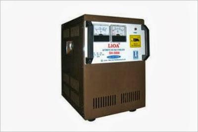Ổn áp Lioa SH-3000