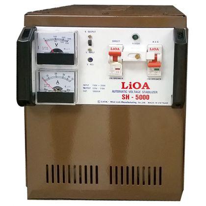 Ổn áp Lioa SH-5000