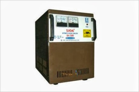 Ổn áp Lioa SH-7500