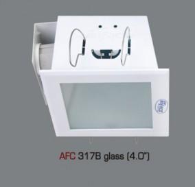 Đèn lon ngang Anfaco AFC317B glass