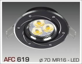 Đèn mắt ếch Anfaco AFC613AL