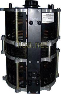 Biến áp vô cấp 3 pha Lioa s3-43300
