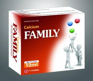 Calcium FAMILY