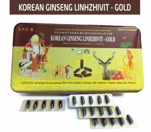 Korean Ginseng Linhzhivit Gold