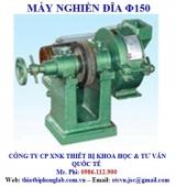 MÁY NGHIỀN ĐĨA Model: Փ150 (D175)