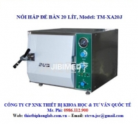 NỒI HẤP ĐỂ BÀN 20 LÍT, Model: TM-XA20J