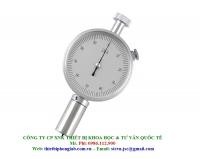 Máy đo độ cứng cao su, nhựa model : LXA