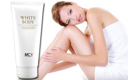 Kem dưỡng da white body MCY