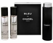 SỈ 145K - Bộ Nước Hoa Bleu de Chanel 3x20ml