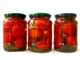 Cà chua to dầm dấm