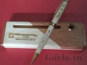 Hộp bút gỗ lớn trơn