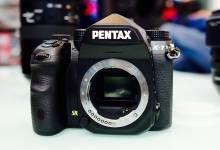 Máy ảnh full-frame đầu tiên của Pentax về Việt Nam
