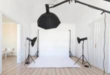 Địa chỉ bán đèn phòng chụp studio