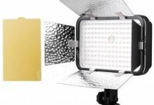 Đặc điểm của đèn led cho chụp ảnh studio