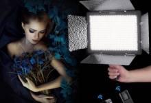 LED YONGNUO YN900 Giải pháp tối ưu cho quay video tại nhà