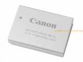 PIN CANON NB-5L