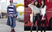 Thời trang thu cực chất của tín đồ Hàn trên phố Seoul