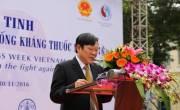 Việt Nam là nước có tỷ lệ kháng thuốc kháng sinh cao trên thế giới