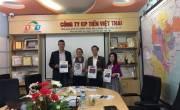 Chủ tịch Tập đoàn Idena đến thăm và làm việc tại Tiến Việt Thái