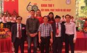 Tiến Việt Thái tham dự Lễ kỷ niệm 60 năm thành lập Học viện Nông nghiệp Việt Nam