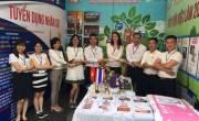 Công ty CP Tiến Việt Thái tham gia Ngày hội việc làm tổ chức tại Học viện Nông nghiệp Việt Nam