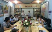 Tiến Việt Thái – Họp tổng kết và vinh danh nhân viên xuất sắc tháng 8