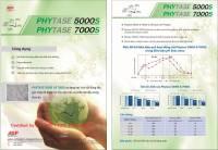 Phytase 5000s (viên chịu nhiệt)