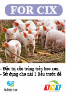 Forcix For Sow (cho heo - dạng xịt)