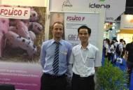 Công nghệ trộn thảo dược của tập đoàn Idena - Pháp