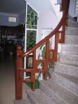 Cầu thang gỗ MS 18