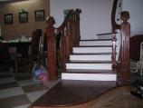 Cầu thang gỗ MS 04