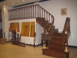 Cầu thang gỗ MS 05