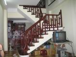 Cầu thang gỗ MS 07