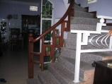 Cầu thang gỗ MS 12
