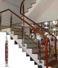 Cầu Thang Inox Sắt 008