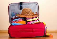 Cách sắp xếp đồ đạc khi đi du lịch