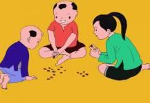 Học toán bằng các trò chơi dân gian