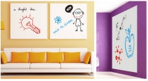 Decal Bảng trắng (size 60*200cm)
