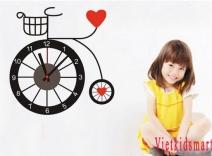 Đồng hồ Decal Xe đạp TY